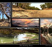 Before and After - The Darling River by Mark Ingram