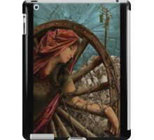 Hope as St. Catherine iPad Case/Skin