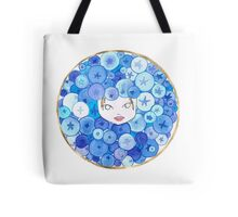 Blueberry Tote Bag