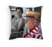 It's going to be a Hali Day Throw Pillow