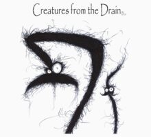 the creatures from the drain 5 by brandon lynch