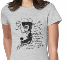 'Song Writer' Womens Fitted T-Shirt