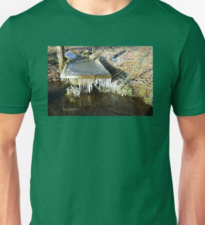 Cold bath Unisex T-Shirt