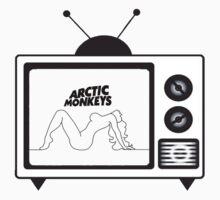 Arctic Monkeys AM album art by lizzylizards