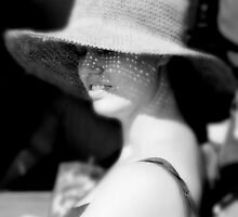 Lady in Hat by artsphotoshop