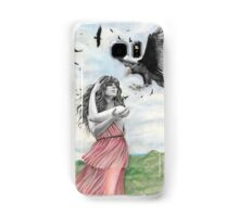 Sisters of the Sun Samsung Galaxy Case/Skin