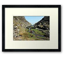 Gap of Dunloe bridge Framed Print