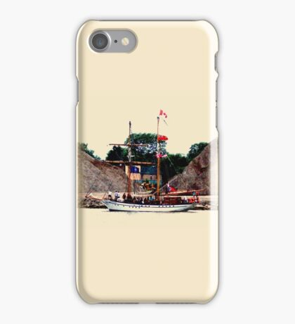 STV Pathfinder - Parade of Sail - Paused iPhone Case/Skin