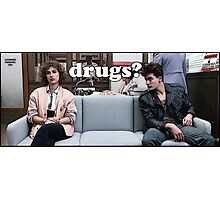 Ferris Bueller Drugs? Photographic Print