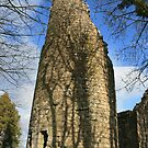 Dysart O Dea round tower by John Quinn