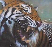 Tiger by Dyln