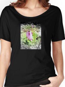 pink bleeding hearts #2 Women's Relaxed Fit T-Shirt