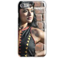 Super Models Pose iPhone Case/Skin