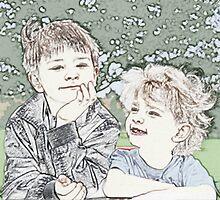 Brotherly Love by Maureen May