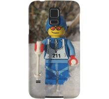 Out for a Ski! Samsung Galaxy Case/Skin