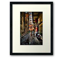 Presgrave Place Framed Print