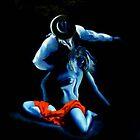 Sensual tango by Fabrizia Tocchini