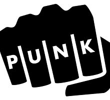 Punk Knuckle Tattoo by kwg2200