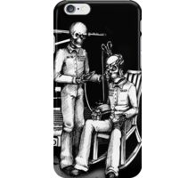 Dead men Rockin' iPhone Case/Skin