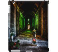Verona Cemetery iPad Case/Skin