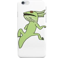 The Exposed Gecko iPhone Case/Skin