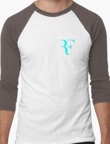 RF logo Men's Baseball ¾ T-Shirt