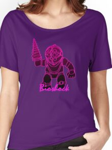 Vintage Bioshock  Women's Relaxed Fit T-Shirt
