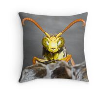 Here's lookin' at you Throw Pillow