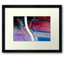 Compound Harris Framed Print