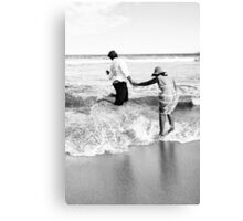 Save the date! Canvas Print