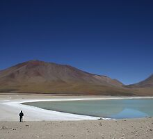 Laguna Verde I by HappyYakImages