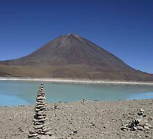 Laguna Verde II by HappyYakImages