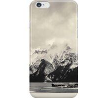Two Jack Lake iPhone Case/Skin