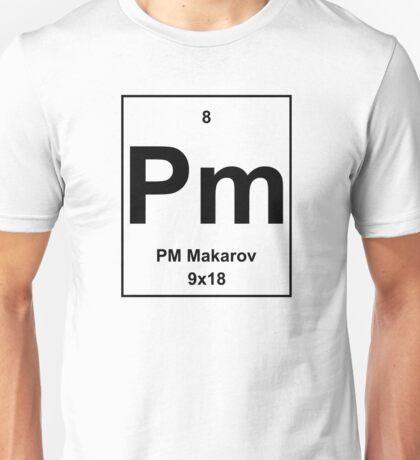 Makarov Element Unisex T-Shirt