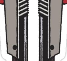 NES Zapper Sticker
