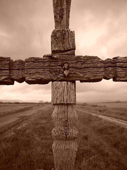 The Cross by Madeleine Forsberg