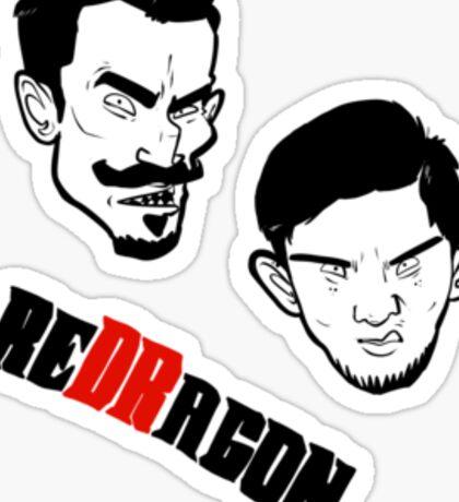 reDRagon Sticker