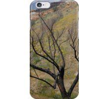 a hillside in Cali iPhone Case/Skin