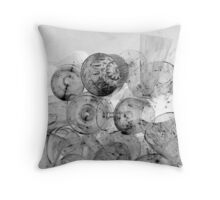 some party Throw Pillow