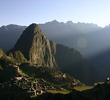 Inca Dawn I by HappyYakImages