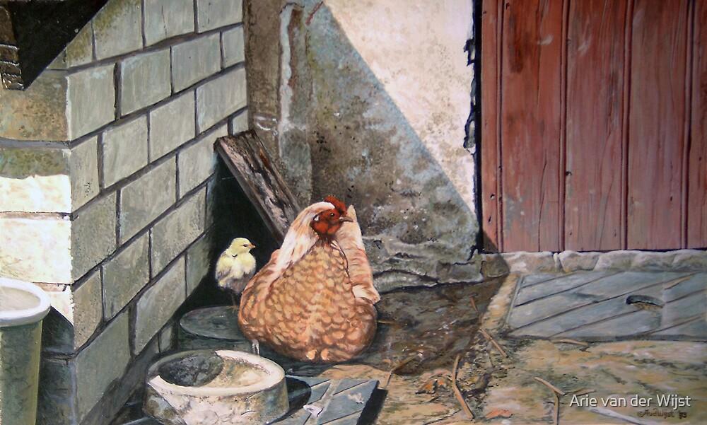 The Mother by Arie van der Wijst
