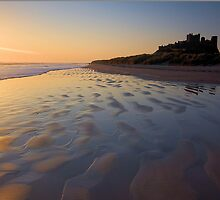Bamburgh Sunrise by Alex Perry