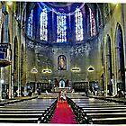 Santa Maria del Pi by Juan Antonio Zamarripa