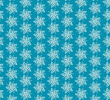 Star Tangles 4 White Lines - Variations by Heatherian