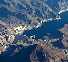 Hoover Dam by diggle