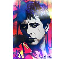 // SCARFACE // Photographic Print