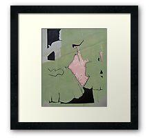 Layers#6 Framed Print