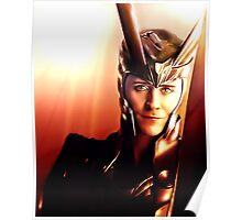 Loki - I Never Wanted The Throne VIII Poster