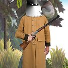 Ned Kelly by LetThemEatArt