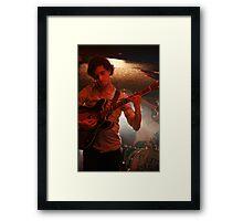 Cajun Dance Party Framed Print